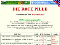 die-rote-pille.de - Die rote Pille - Video/DVD